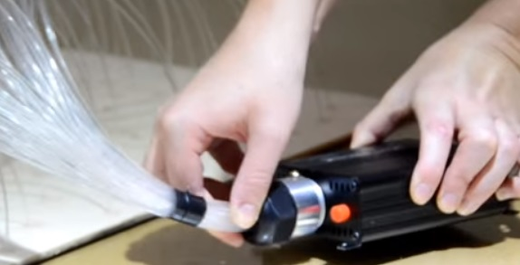 fixer la bague de fixation sur le générateur