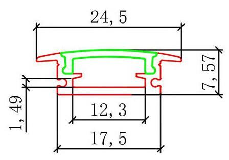 profile aluminium
